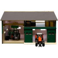 Van Manen Farm Workshop with Barn (610410)