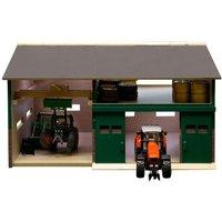 Van Manen Farm Workshop with Barn (610410)