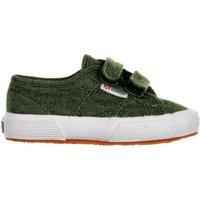 Superga 2750 JVEL Junior Green