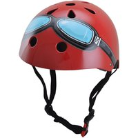 Kiddimoto Red Goggles