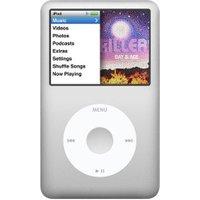Apple iPod Classic 6G 160GB Silver (MC293QB/A)