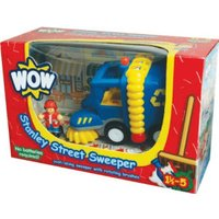 WOW Toys Stanley Street Sweeper (48410160)