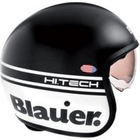 Blauer HT Pilot Matt Black/White