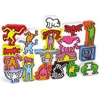 Vilac Balancing Game Keith Haring