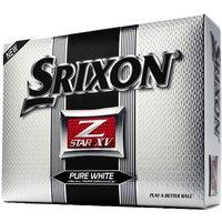 Srixon Z Star XV Pure White