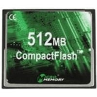 MicroMemory Compact Flash Card 512 MB 120x