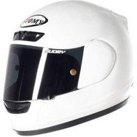 Suomy Apex Plain White