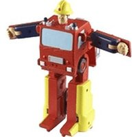 Character Options Fireman Sam Jupiter Fire Engine Convertable Transformer Toy