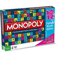 Winning-Moves London 2012 Olympic Games Monopoly
