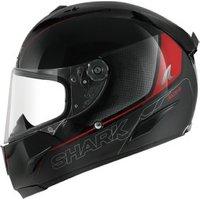 SHARK Race-R Pro Stinger Black Anthracite Red