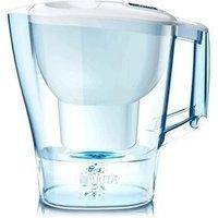 BRITA Aluna Memo Water Filter Jug White