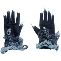 Widmann Silver Nails and Bells Gloves