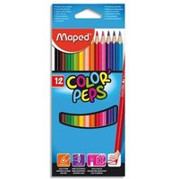 Maped Peps Colouring Pencils Assorted