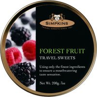 Simpkins Forest Fruit Travel Sweets (230 g)