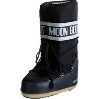Moon Boot Nylon jeans-denim