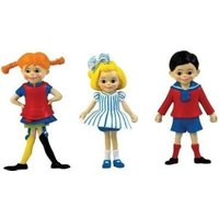 Micki Pippi Tommy and Annika
