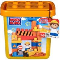 MEGA BLOKS Maxi - Construction Site (6634)