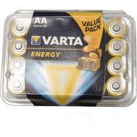 Varta Energy Alkaline AA x24