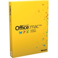 Microsoft Office 2011 Home And Student (EN) (Mac) (PKC)