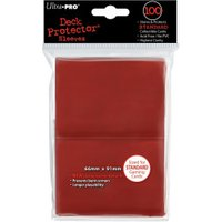 Ultra Pro Deck Protector Red 100