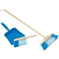 Goki Dustpan and Brush Set
