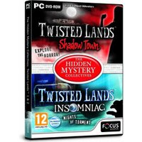 The Hidden Mystery Collectives: Twisted Lands: Shadow Town + Insomniac (PC)