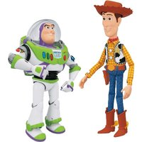 Disney Pixar Toy Story Interactive Buzz and Woody