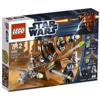LEGO Star Wars Geonosian Cannon (9491)