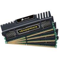 Corsair Vengeance 32GB Kit DDR3 PC3-12800 CL10 (CMZ32GX3M4X1600C10)