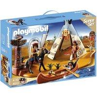Playmobil Super set - Indian Camp (4012)