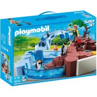 Playmobil SuperSet Penguin Pool & Penguins (4013)