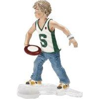 Schleich Boy with Frisbee