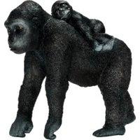 Schleich Gorilla with Baby