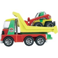 Bruder Roadmax Transporter Toy Tipping Lorry & Construction Loader