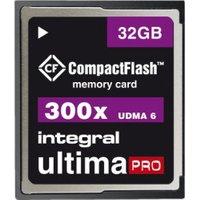 Integral Compact Flash UltimaPro 32GB 300x (INCF32G300W)