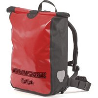 Ortlieb Courier Bag red-black