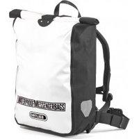Ortlieb Messenger Courier Bag white/black