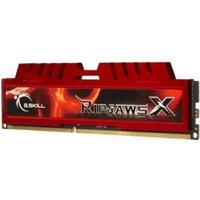 G.SKill RipjawsX 16GB Kit DDR3 PC3-14900 CL10 (F3-14900CL10D-16GBXL)