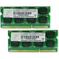 G.SKill 8GB SO-DIMM DDR3 PC3-10666 CL9 (F3-10666CL9S-8GBSQ)