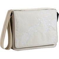 Lassig Messenger Bag Birds beige