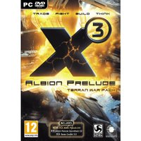 X3: Albion Prelude - Terran War Pack (PC)