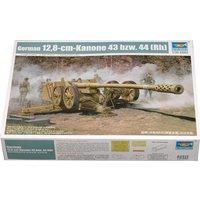 Trumpeter German 12,8-cm-Kanone 43 bzw.44(Rh)