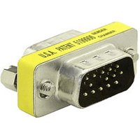 DeLock 65010 VGA Gender Changer Male