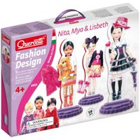 Quercetti Fashion Design - Nita, Mya & Lisbeth (2933)