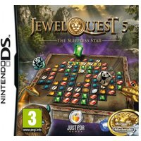 Jewel Quest 5: The Sleepless Star (DS)