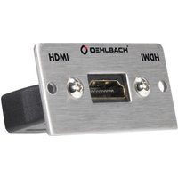 Oehlbach 8809 PRO IN - HDMI Multimedia Tray