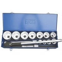 BGS Tools 15 Piece Socket Set 1 1210