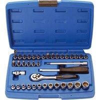 BGS Tools 39 Piece Gear Lock Socket Set 1/4 2151