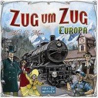 Days of Wonder Zug um Zug Europa (german)