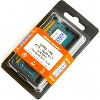 GoodRAM 2GB SO-DIMM DDR3 PC3-10600 CL9 (GR1333S364L9/2G)